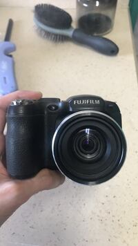 Black Fiji film dslr camera