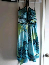 Cute silky summer dress Watsonville, 95076