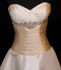 Casablanca Wedding Dress SF