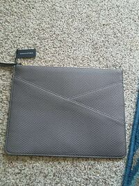 Leather Clutch - never used