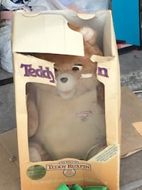 Teddy Ruxpin  original  in box  Las Vegas, 89141
