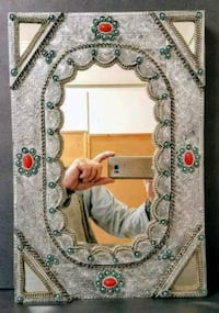 Persian Handcrafted Mirror Tyler, 75702