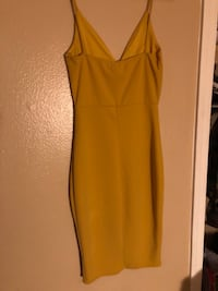 Women's mustard yellow Windsor dress Tucson, 85706