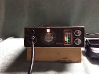 VINTAGE GRANADA CB-4 CB RADIO 23 CHANNELS TESTED AND WORKING. Ocala