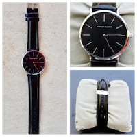 Men's Leather Watch  Markham, L3P 4P8