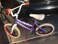 Small girls bicycle in good condition