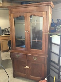 Antigue China Cabinet - Reduced