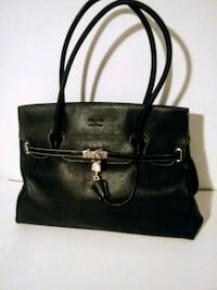black leather 2-way handbag Renton, 98058