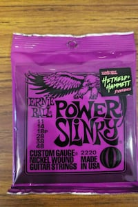 NEW guitar strings  Chicago, 60639