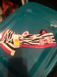 New zebra glove & head set Suitland-Silver Hill, 20746