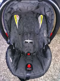 Britax infant seat with base