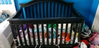 baby's brown wooden crib Silver Spring, 20910