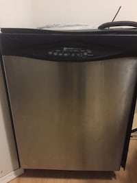 Good working stainless dishwasher $100 Calgary, T2C 1Z2