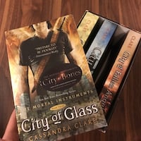 Book (The Mortal Instruments Series ) Kitchener, N2G