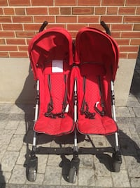 Double stroller fixed price Toronto, M8Z 4G8