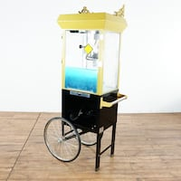 Gold Medal 2660GT Antique Deluxe 60 Special Popcorn Machine (1016229)
