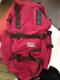 Serratus Traveller Backpack Vancouver, V6A 1H4