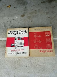 Dodge Truck manual Milford, 19963