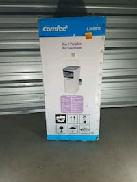 comfee 6000btu air conditioner