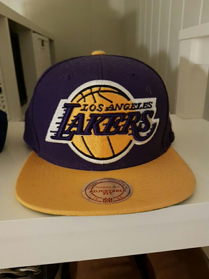 los Angeles Lakers montert cap