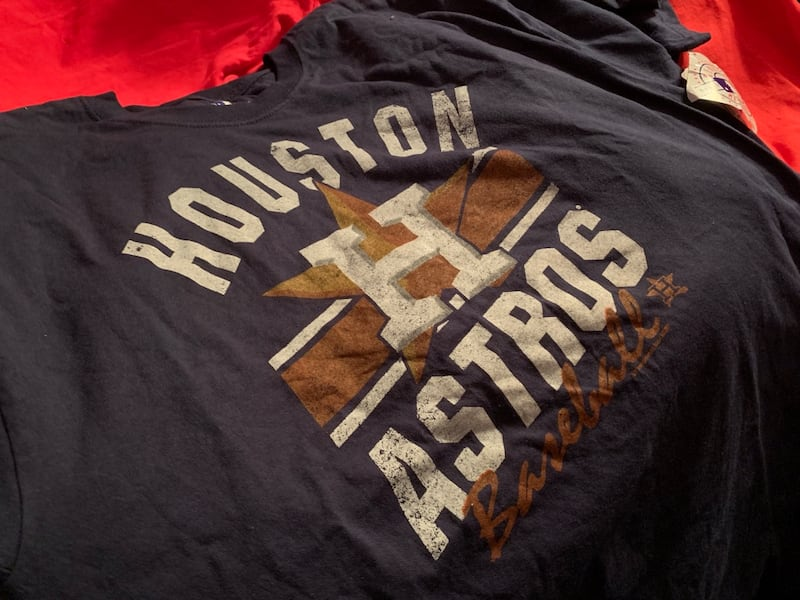 Houston Astros Large Hometown Shirt 5