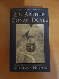 The Great Tales Of Sir Arthur Conan Doyle  Istanbul