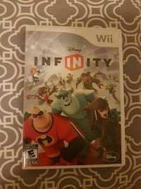 Disney Infinity for Wii Langley, V2Z 2J9