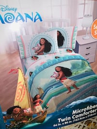 ~BRAND NEW~ Twin Comforter Disney Moana - Comforter ONLY La Vista, 68128