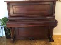 antique piano Toronto, M4C 4H1