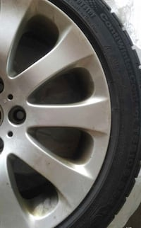 BMW WINTER TIRES & Rims - Run Flat