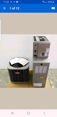 Bryant made by carrier complete hvac system  Franklin Township, 08873