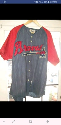 RARE Braves Hank Aaron Cooperstown Collection L Yukon, 73099