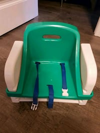 Adjustable booster seat for table Victoria, V9B 6G8