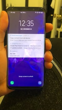 Samsung Galaxy S9 / 64GB / Unlocked