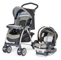 Chicco key fit 30 car seat stroller and two bases Clarksburg, 20871