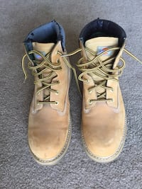 Size 12 Dickies Workboots