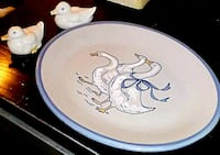 Louisville stoneware platter and s&p shakers Winchester, 40391
