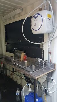 Portable sink with everything included Mississauga, L5L 4G9