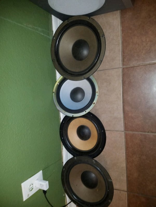 Speakers  for sale 1