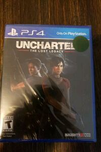 New Uncharted The Lost Legacy PS4 Manassas, 20109