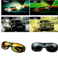 Night driving or Daytime driving glasses - New Calgary, T2C 2Z8