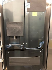 stainless steel french door refrigerator Bedford, 76021