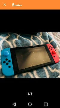 blue and red Nintendo Switch Adelanto, 92301