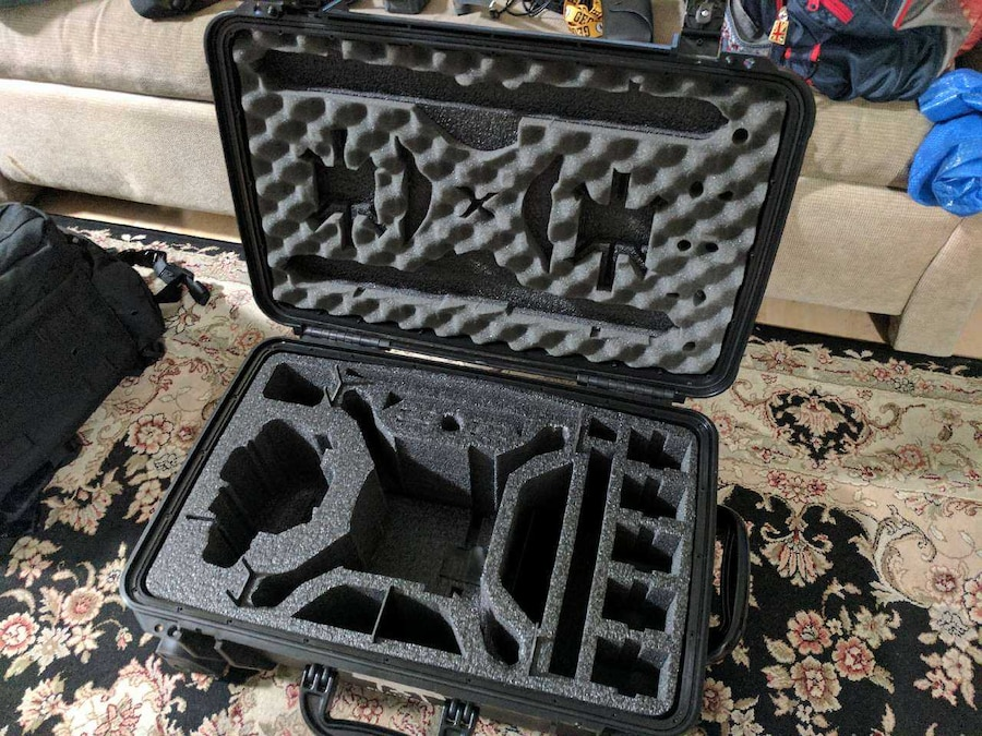 Case Club case for DJI Phantom  - CT
