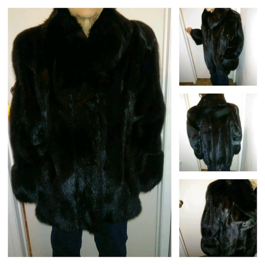 3 high end vintage womens coats: Open to reasonable offers