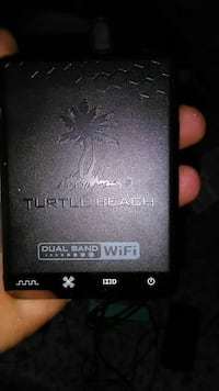 black Turtle Beach dual band wifi Kingsport, 37660