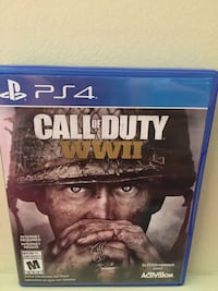 Cod ww2 ps4 game Calgary, T3A