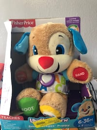 New in box learning puppy Pharr, 78577