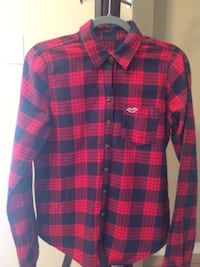 Teen shirts Like New Abercrombie & Fitch  Mississauga, L5H 2N2