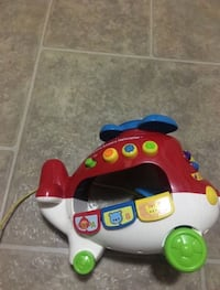 VTech Explore and Learn Helicopter 309 mi